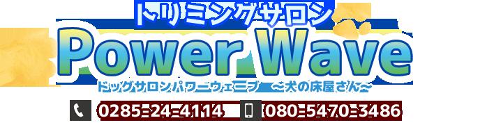 ドッグサロン【 Power Wave】トリミングサロンパワーウェーブ ~犬の床屋さん~